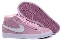 Кроссовки женские зимние Nike Blazer / NR-WNTR-142
