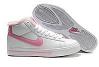 Кроссовки женские зимние Nike Blazer / NR-WNTR-195