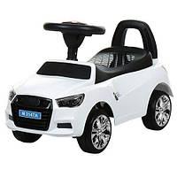 Каталка-толокар детская Bambi Audi M 3147A-1 Белый