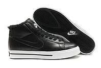 Кроссовки женские зимние Nike Blazer / NR-WNTR-198