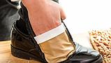 Щетка для обуви шерстяная, чистка и полировка 10х16 см, фото 4
