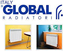Радиаторы алюминиевые Global (италия)