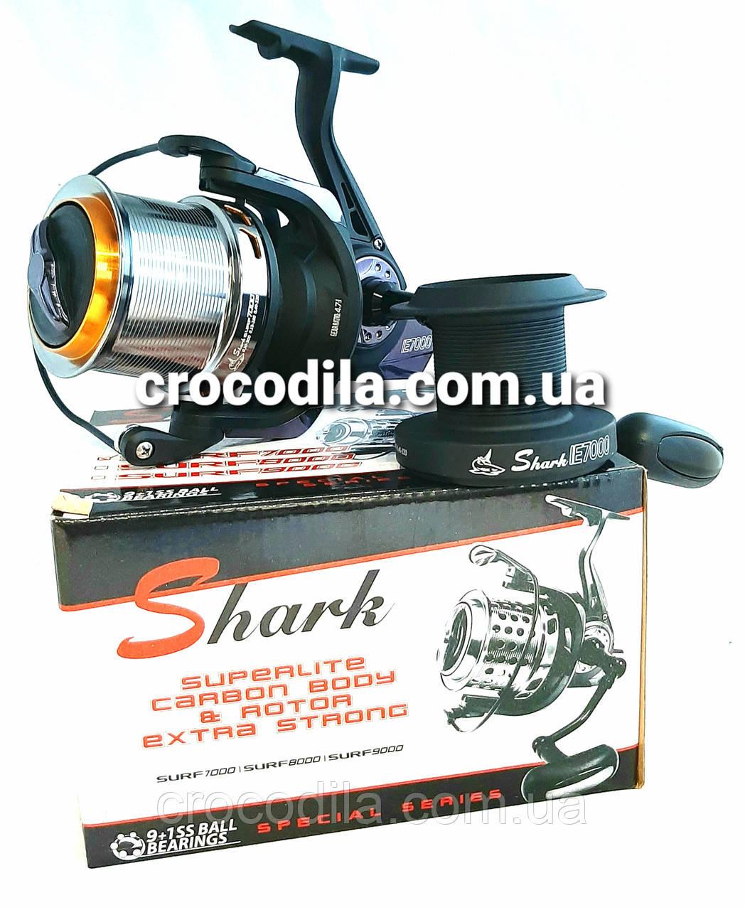 Серфовая  катушка Shark Surf 7000  IE 7000