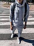 Мужской спортивный костюм с капюшоном СММ  ос4-ос8, фото 2