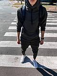 Мужской спортивный костюм с капюшоном СММ  ос4-ос8, фото 5