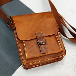 Мужская кожаная сумка stedley