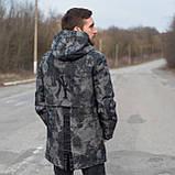 Чоловіча демісезонна куртка New York, кольору хакі, фото 4