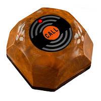 Мощная кнопка вызова официанта RECS HCM-110 Wood USA