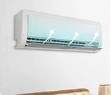Защитный экран-отражатель, дефлектор для кондиционера, фото 2