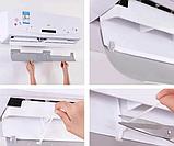 Защитный экран-отражатель, дефлектор для кондиционера, фото 10