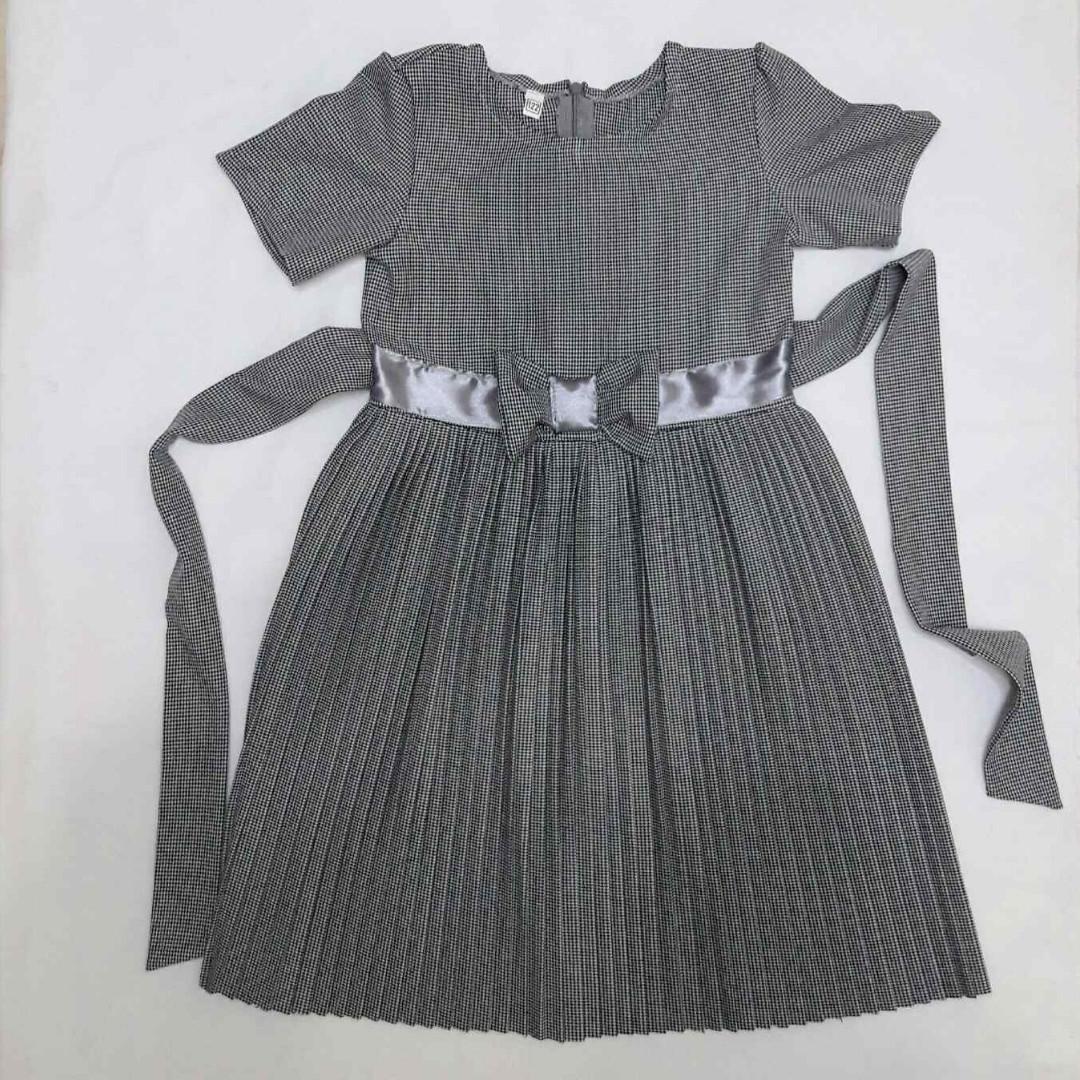 Детское платье для садика школы