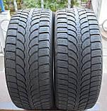 Шины б/у 235/40 R19 Bridgestone Blizzak LM32, 6 мм, 2017 г., пара, фото 4