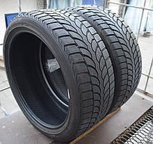 Шины б/у 235/40 R19 Bridgestone Blizzak LM32, 6 мм, 2017 г., пара