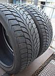 Шины б/у 235/40 R19 Bridgestone Blizzak LM32, 6 мм, 2017 г., пара, фото 2