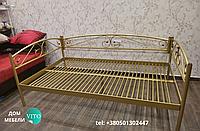 Металлическая кровать Verona Люкс (Верона Люкс) ТМ Метакам
