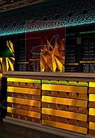 Гіпсові панелі, декоративні панелі, 3д/3d, облицювальні панелі, серія Gold