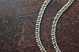 Арабський Бісмарк з кольоровими каменями, фото 6