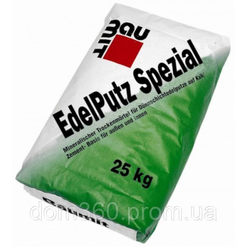 "Штукатурка минеральная ""барашек"" White Baumit Edelputz Special 1.5K"