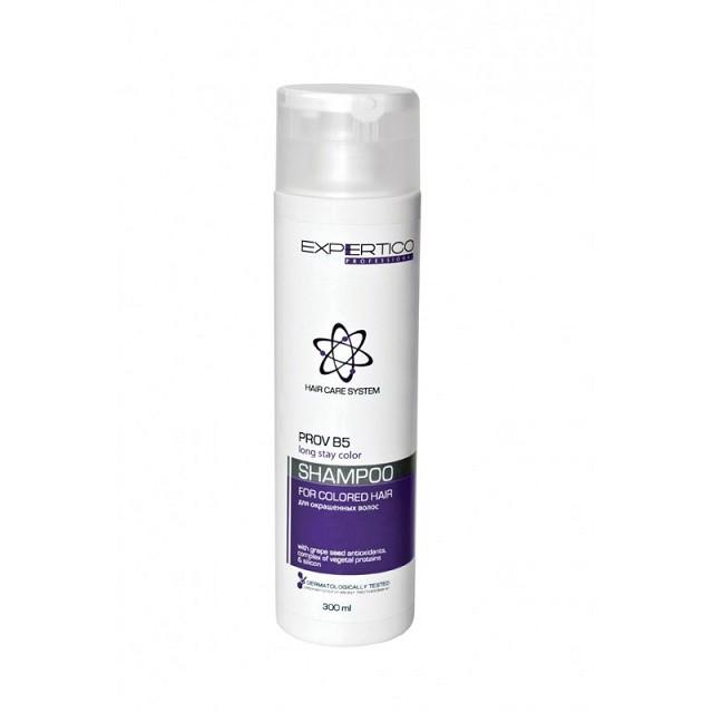Шампунь для окрашенных и поврежденных волос TICO Professional Expertico, 300 мл