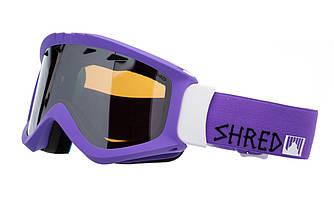 Маска гірськолижна Shred Tastic Gaper Purple