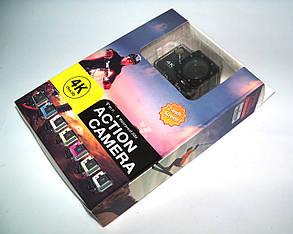 Водонепроницаемая спортивная экшн камера 4K - DVR SPORT S2 Wi Fi