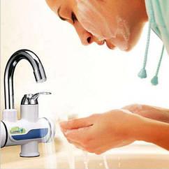 Rapid RLD-01  Проточный нагреватель воды. Кран нагреватель