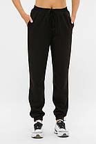 Свободные спортивные брюки с манжетами  размеры S(44), M(46), L(48), XL(50), фото 3