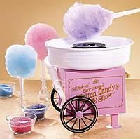 Большой аппарат для сладкой ваты, Cotton Candy Maker, Машинка для приготовления конфет, сладкой ваты