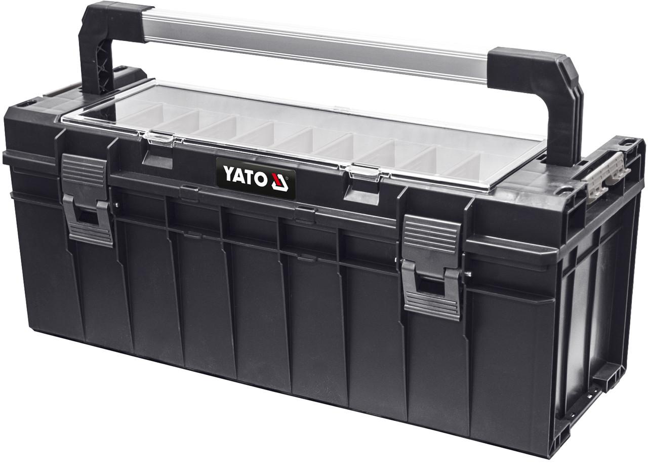 Скринька для інструментів системний P65P S1 YATO YT-09184