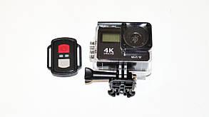 Экшн Камера S8 WiFi 4K + Пульт - 2 экрана