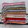 """Кашеміровий двосторонній шарф палантин """"Індіра"""" Cashmere 102009, фото 3"""