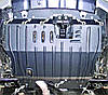 Защита картера двигателя Mitsubishi Outlander 2.0T 2005-  с установкой! Киев