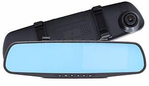 Зеркало видеорегистратор 1433 (4,3″) – 2 камеры | Авторегистратор