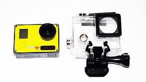 Экшн-камера Action Camera F-73 Wi-Fi 4K 2 экрана + Пульт