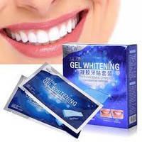3D Отбеливающие полоски для зубов Ultra Gel Whitening