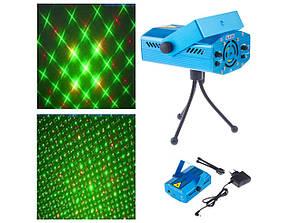 Лазерный проектор LASER RD-7193 (4 рисунка)