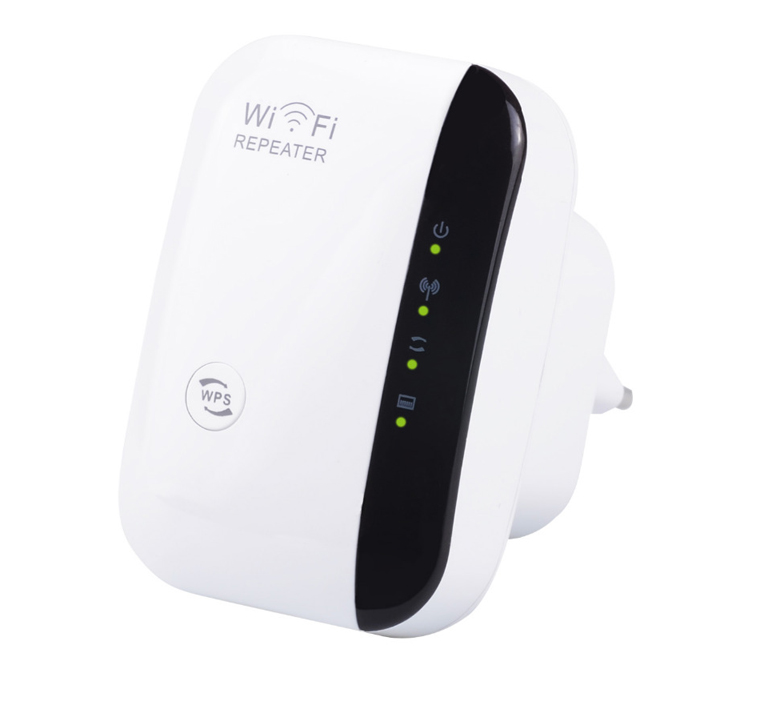 Беспроводной Wi-Fi репитер расширитель диапазона Wi-Fi сети Repeater 802 11n WF-09