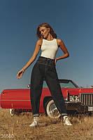 Стильные широкие джинсы 25,26,27,28,29