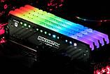 Память для ПК DDR4 8GB 3200 MHz Crucial Ballistix Tactical Tracer RGB BLT8G4D32AET4K, фото 3