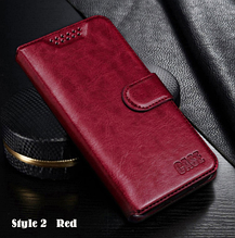 Чохол - книжка для Xiaomi Redmi 9 з силіконовим бампером і відділенням для карток Колір Червоний