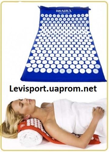 Массажный коврик Нирвана (Nirvana) - массажер для спины