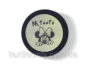 Нашивка Минни Маус / Minnie 50х50 мм