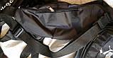 Чоловічі і жіночі спортивні поясні сумки, бананки на 4 змійки, фото 2