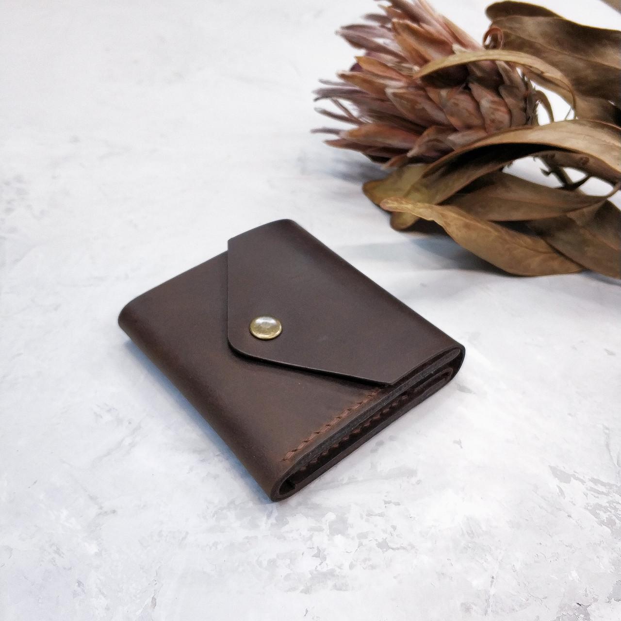 Женский кожаный мини кошелек Stedley