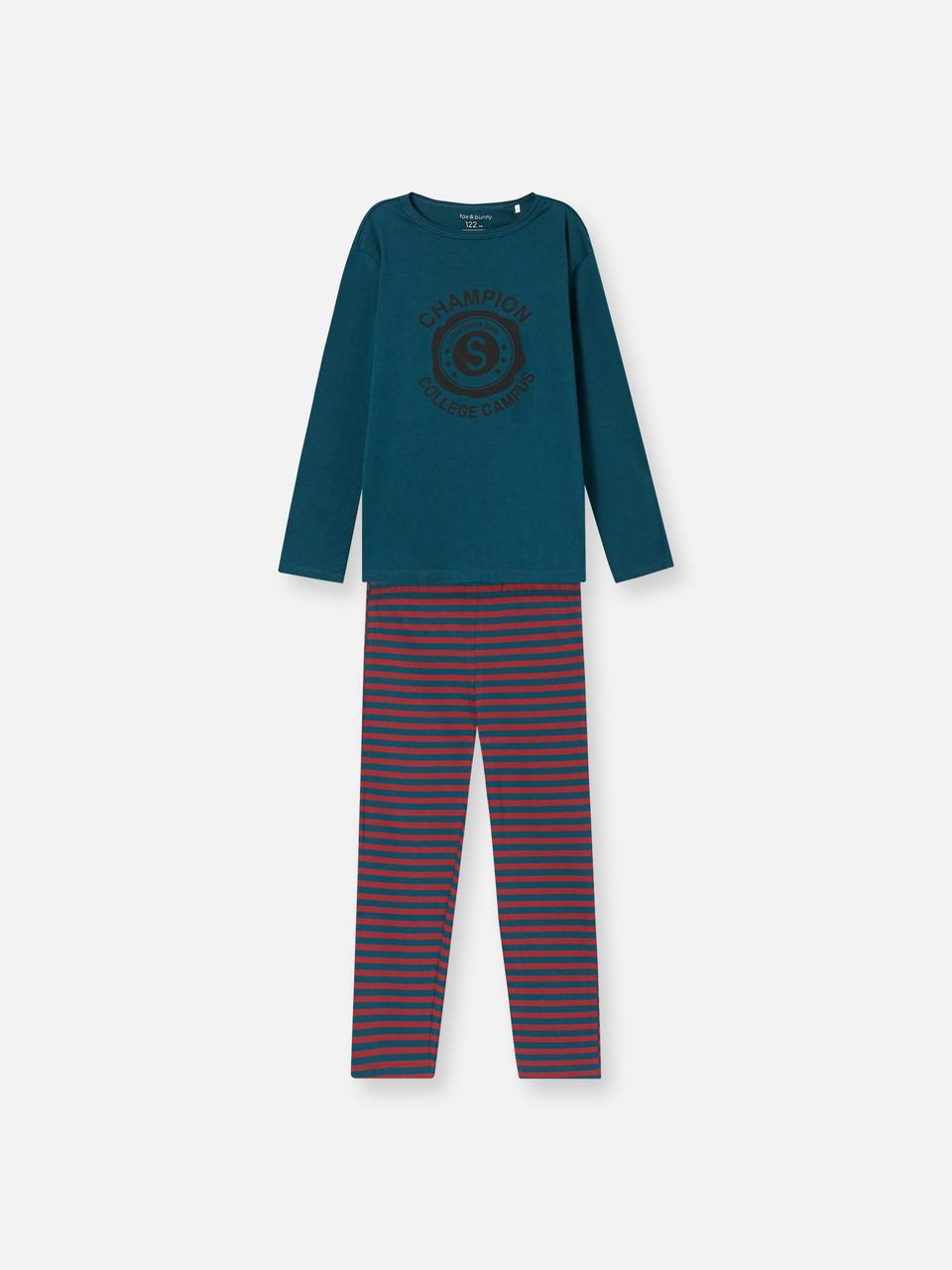 Детская трикотажная пижама Sinsay для мальчика