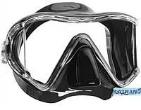 Подводная маска Mares i3; чёрная