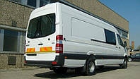 Боковые пороги Mercedes Sprinter Extra Long