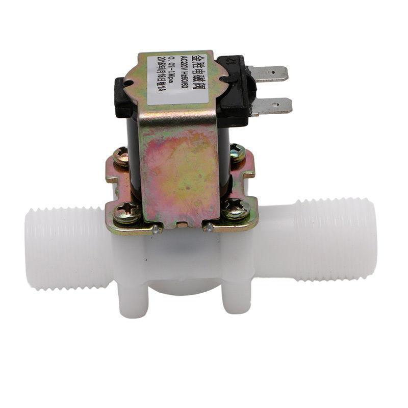 """Електричний соленоїдний клапан 1/2"""", 220 В"""