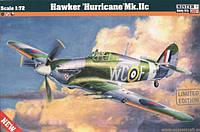 """Сборная модель """"Истребитель Hawker Hurricane Mk.II"""""""