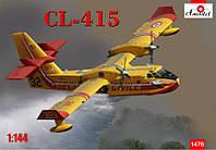 """Сборная модель """"Гидросамолет CL-415"""""""